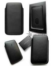 Funda de piel HUGO BOSS Negra para SmartPhones