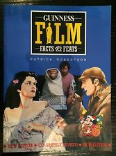 Guinness Book Of Film Facts et Exploits (1985) Livre de Poche