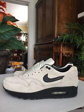 Nike Air Max 1 Off White Suede Sz 10 Rare Curry Atmos Grape Patta 97 95 Silver B