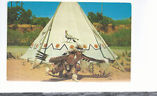 Redwing Hahtogo  Kiowa Eagle Dancer   Unused  Postcard 5294