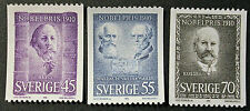 Timbre SUÈDE / Stamp SWEDEN Yvert et Tellier n°678b et 679b (cyn9)
