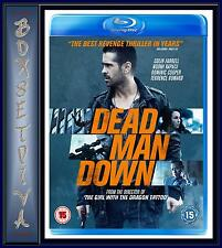 DEAD MAN DOWN - Colin Farrell     ** BRAND NEW BLU-RAY **