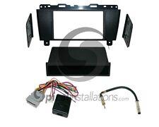 Radio Stereo Installation Dash Kit Combo SD/DD + Wire Harness + Antenna BU4*