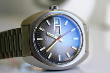 CERTINA DS-2 Automatic Certiday *Seldom GREY-BROWN dial, 1973*