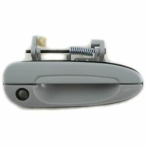 Front Outside Exterior Door Handle Gray Passenger Side Right RH for 93-03 626