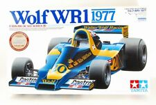 TAMIYA 1/12 Wolf WR1 1977 BIG SCALE SERIES NO.44 [ETCHED PARTS INCLUDED] RARE