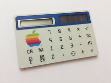 Rare Vintage Apple Computer Calculator From Apple's Credit plan 1983