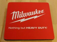 """Milwaukee Logo  7 1/2"""" x 8"""" Mouse Pad """"Authentic From Milwaukee"""""""