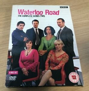 BOXSET - Waterloo Road The Complete Series 2 DVD