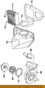 FORD OEM-Blower Motor F49Z19805C