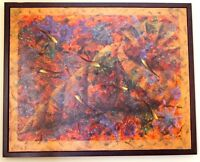 """Dmitry Masly Original Painting Oil on Canvas Signed """"The Quiet Noise"""" 32""""x26"""""""