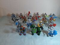 Large Early Learning Centre Knights And Monsters Action Figures X 17