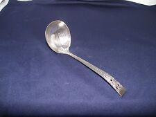 Vintage Oneida Community Coronation Silverplate Flatware Ladle
