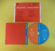CD DIRE STRAITS Making Movies Ita TV SORRISI E CANZONI GA90205 no lp mc (CS59)*