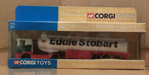 Corgi 1:64 TY86647 Tanker Truck Eddie Stobart 2011 Release Mint in Box