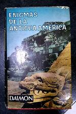 ENIGMAS DE LA ANTIGUA AMERICA