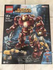 LEGO 76105 Marvel Super Heroes Hulkbuster super état complet