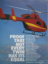 7/95 PUB MCDONNELL DOUGLAS MD EXPLORER HELICOPTER NOTAR TAIL SYSTEM ORIGINAL AD