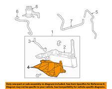 TOYOTA OEM 08-10 Highlander 3.3L-V6 Transmission Oil Cooler-Air duct 8721148140