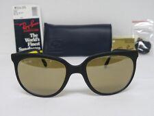 New Vintage B&L Ray Ban Cats 1000 Matte Black RB-50 W0635 General Lens NOS