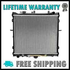 "New Radiator For Kia Sportage 1995 - 2001 2.0 L4 Lifetime Warranty 1"" Thick Core"