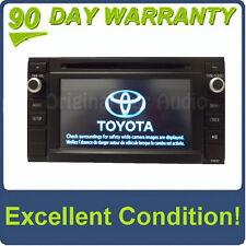 TOYOTA Tacoma Factory OEM Stereo AM FM SAT Radio CD Player 510078 Bluetooth