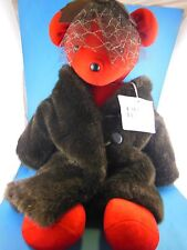 "Vintage Teddy Bear Lauren Bearcall 21"" Very Important Bear North American 1979"