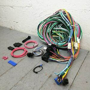1968 - 69 Chevrolet Chevy II Nova SS 396 Wire Harness Upgrade Kit fits painless