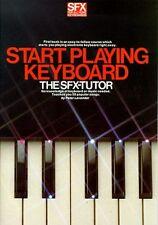 SFX Start Playing Keyboard - Really Easy Keyboard Tutor by Peter Lavender