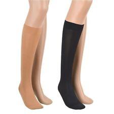20-30mmhg Medical Compression Socks, Closed Toe, Knee-High Stockings