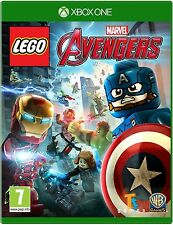 Lego Marvel Avengers (Xbox One) NEU & VERSIEGELT