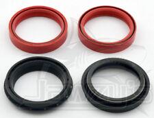 All Balls 55-114 Red KTM 43mm Fork Seal Kit NOS