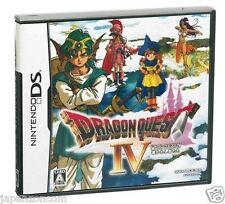 Used DS Dragon Quest IV: Michibikareshi Monotachi NINTENDO JAPANESE IMPORT