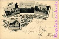 AK Herzogenaurach,Tannersturm, Fehturm, Gasthaus zum Bayrischen Hof, neu-24/04