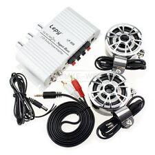 MINI AMPLIFICATORE HI-FI IPOD MP3 STEREO AMP AUTO MOTO