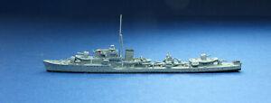 METAL WATERLINE 1:1250 SHIP MODEL ROYAL NAVY DESTROYER O-P CLASS NERPTUN 1162A