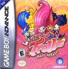 Trollz: Hair Affair GBA New Game Boy Advance