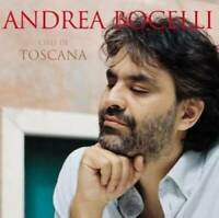 Cieli Di Toscana - Audio CD By Andrea Bocelli - VERY GOOD