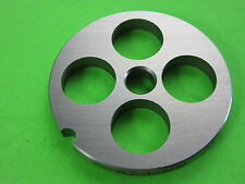 """5/8"""" (16 mm) Size #5 plate disc for Chefs Choice meat grinder STAINLESS STEEL"""