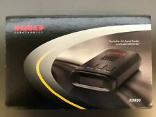 New listing K40 Rd 950 Portable All-Band Radar and Laser Detector