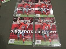JT J.T. Barrett signed autographed Ohio State Buckeyes Sports Illustrated 16-17