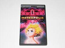 Osamu Tezuka's Metropolis PSP Playstation Portable Movie UMD Video Anime 2006