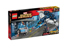 LEGO 76032 Marvel Super Heroes The Avengers Quinjet City Chase  BRAND NEW