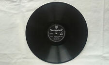 "THE WEAVERS: WHEN THE SAINTS GO MARCHING IN / KISSES SWEETER THAN WINE 10"" 78RPM"