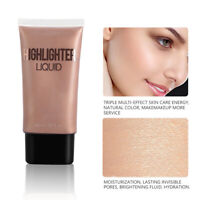 Glow Liquid Illuminatore Face Body Highlighter Cream for Shimmer Skin Perfector!