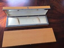 Concord luxury wooded men's presentation watch boxes (2)