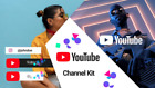 YT Channel Kit for After Effects - AE Files