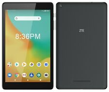 "ZTE Grand X View 3 | 8"" HD Display Wi-Fi + 4G LTE UNLOCKED AT&T / CRICKET Tablet"