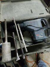 BOSCH SDS-max DEMOLITION HAMMER Core Drill Rotohammer Chipping Gun Bits Chisel