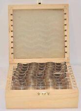 BOITE - CALES DE FRAISAGE FLEXIBLES (9 paires)